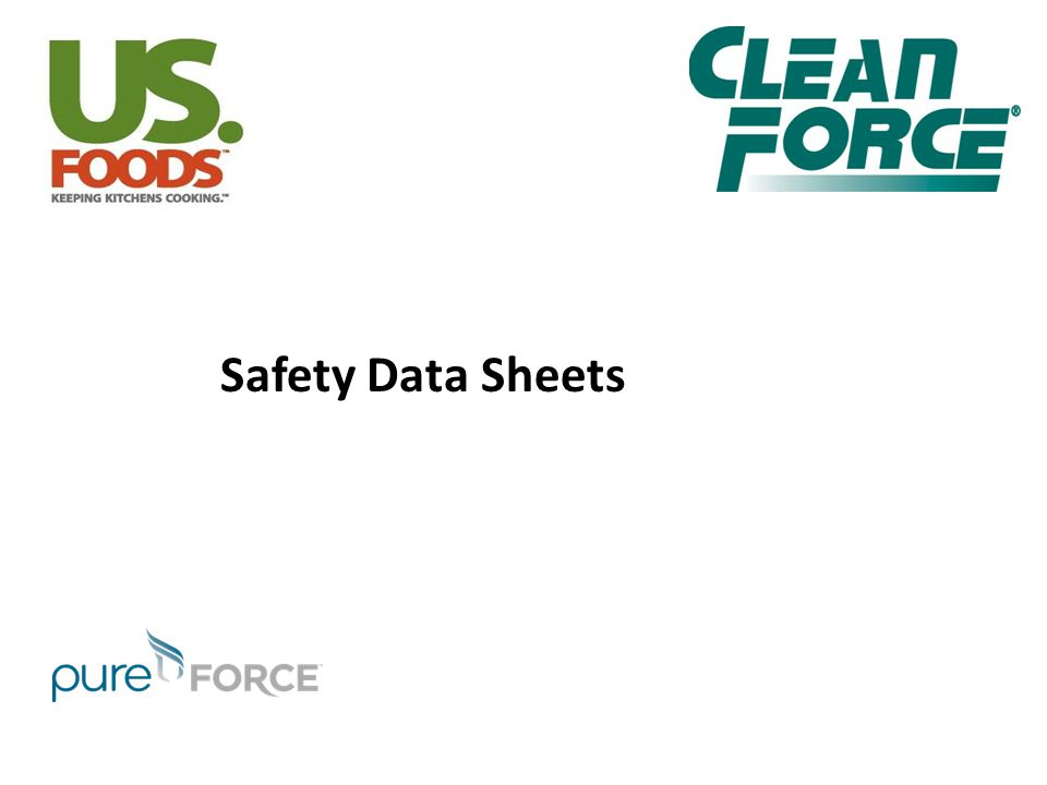 Safety Data Sheets [SAY]